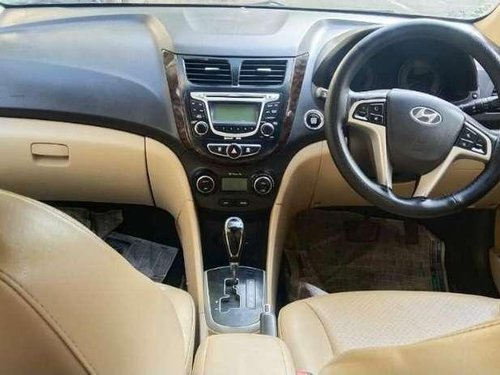 Used Hyundai Fluidic Verna 2012 AT for sale in Pune
