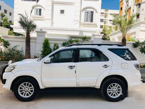 Used Toyota Fortuner 4x2 2012 MT in Hyderabad
