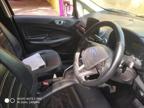 2018 Ford Ecosport 1.5 Petrol Titanium Plus AT in Kolkata