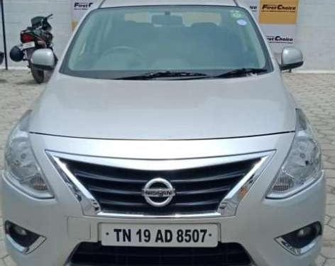 Used 2017 Nissan Sunny MT for sale in Chennai