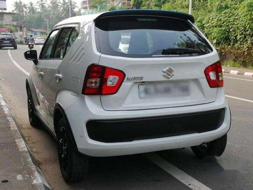 Used 2017 Maruti Suzuki Ignis MT for sale in Kozhikode