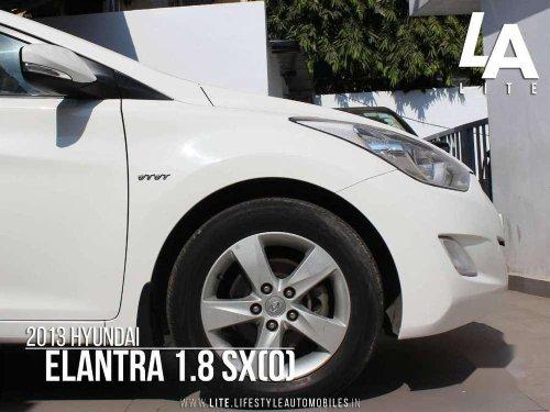 2013 Hyundai Elantra SX MT for sale in Kolkata