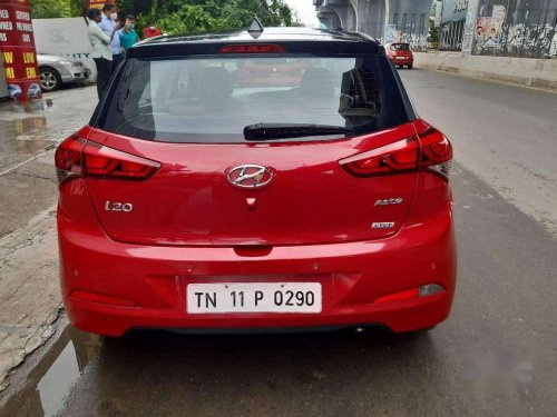Used Hyundai Elite i20 2015 AT for sale in Chennai