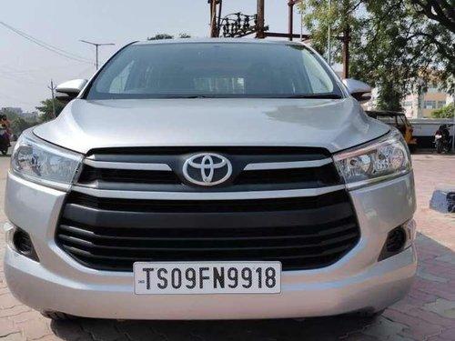 Toyota Innova Crysta 2017 MT for sale in Hyderabad