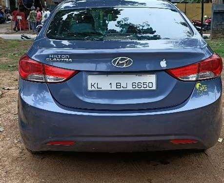 Hyundai Elantra 2012 MT for sale in Thiruvananthapuram