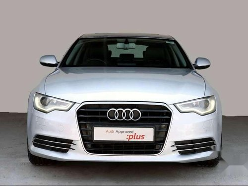 Audi A6 2.0 TDI Premium Plus, 2012 AT for sale in Jammu