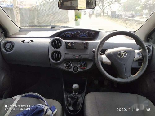 Used 2016 Toyota Etios GD MT for sale in Dewas