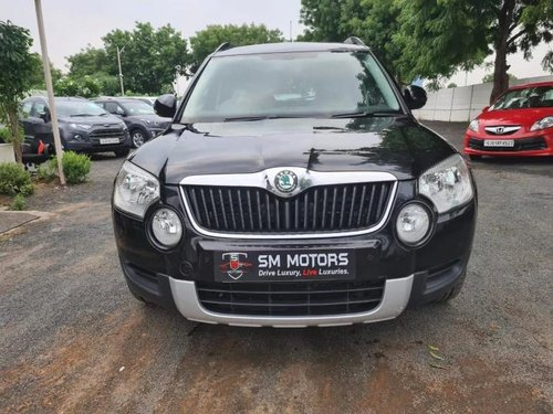 Skoda Yeti Elegance 4X4 2012 MT for sale in Ahmedabad
