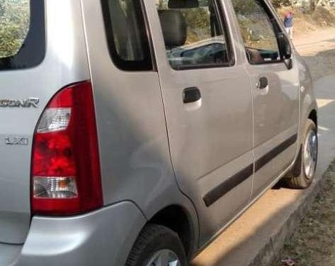 Used 2007 Maruti Suzuki Wagon R MT for sale in Patna