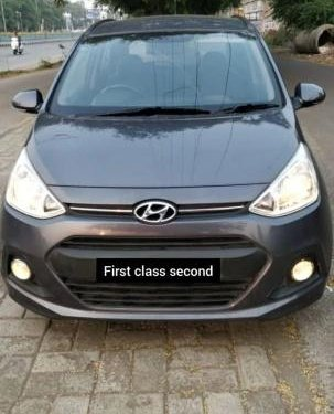 Used 2015 Hyundai Grand i10 MT for sale in Indore