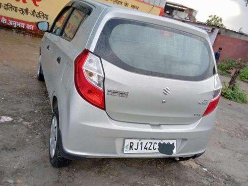 Used Maruti Suzuki Alto K10 2018 MT for sale in Jaipur
