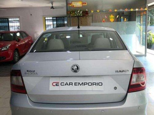 Used 2014 Skoda Rapid MT for sale in Hyderabad