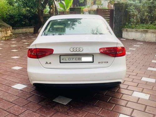 Used 2014 Audi A4 AT for sale in Perinthalmanna