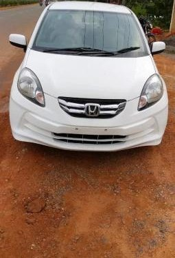 Used Honda Amaze 2013 MT for sale in Bhubaneswar