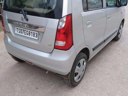 Used Maruti Suzuki Wagon R 2015 MT for sale in Hyderabad