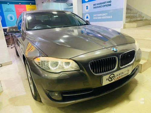 Used 2012 BMW 5 Series AT for sale in Kolkata
