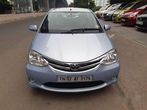 Used 2012 Toyota Etios G MT for sale in Chennai