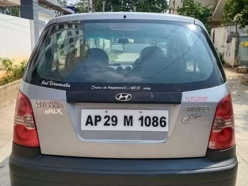 Hyundai Santro Xing XL 2006 MT for sale in Hyderabad