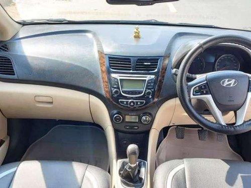 Used 2014 Hyundai Verna MT for sale in Ahmedabad
