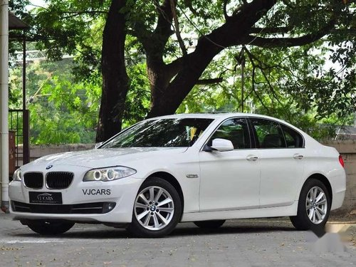Used BMW 5 Series 520d Luxury Line, 2013, AT in Chennai