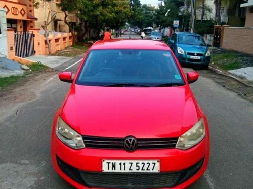 Volkswagen Polo Trendline, 2012, MT for sale in Chennai