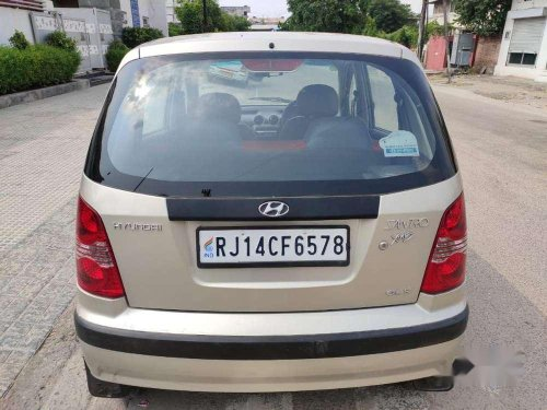 Used Hyundai Santro Xing GLS, 2008 MT for sale in Jaipur