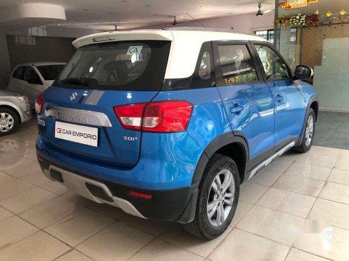 Used 2017 Maruti Suzuki Vitara Brezza ZXi MT in Hyderabad
