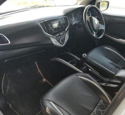 Used 2017 Maruti Suzuki Baleno MT for sale in Indore