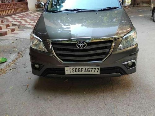 Toyota Innova 2.5 GX 8 STR 2016 MT for sale in Hyderabad
