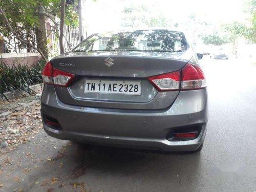 2018 Maruti Suzuki Ciaz Zeta MT for sale in Chennai
