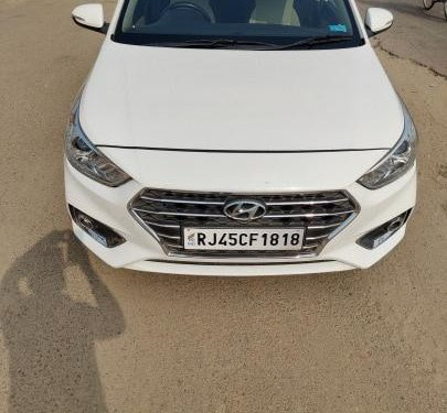 Used Hyundai Verna 1.6 CRDi AT SX 2017 AT for sale in Jaipur-7
