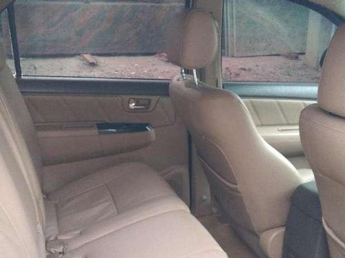 Used 2013 Toyota Fortuner MT for sale in Hyderabad
