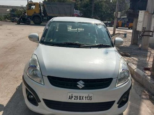 Used Maruti Suzuki Swift Dzire 2014 MT for sale in Hyderabad