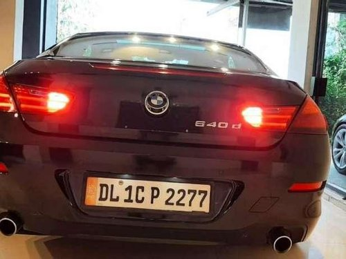 Used BMW 6 Series 640d Coupe, 2012 AT for sale in Kolkata