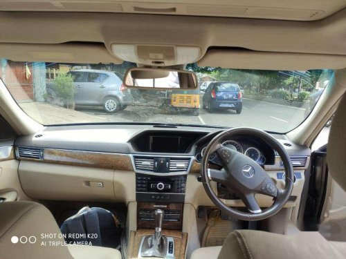 Used Mercedes Benz E Class 2011 AT for sale in Chennai