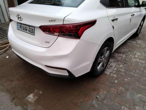 Used 2019 Hyundai Verna AT for sale in Amritsar