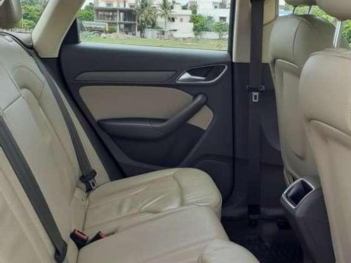 Used 2013 Audi Q3 AT for sale in Chennai