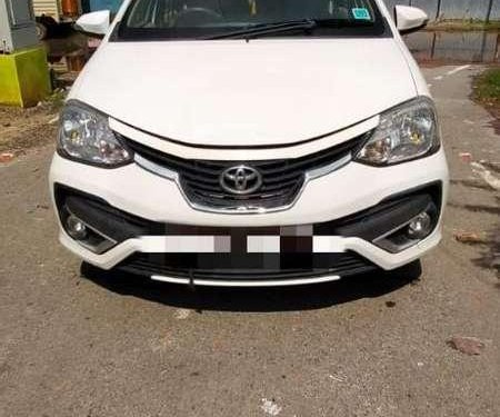 Used Toyota Etios VD 2017 MT for sale in Chennai