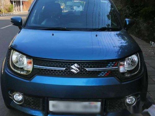 Used Maruti Suzuki Ignis 2017 MT for sale in Kozhikode