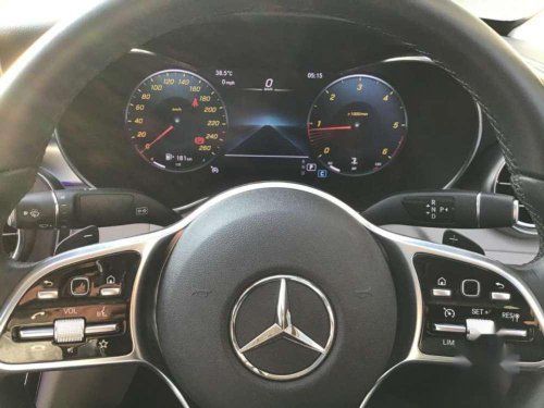 Used Mercedes Benz C-Class 2020 AT for sale in Goa
