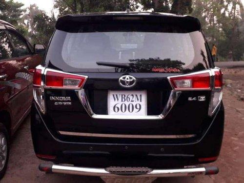 Used Toyota Innova Crysta 2016 MT for sale in Kolkata