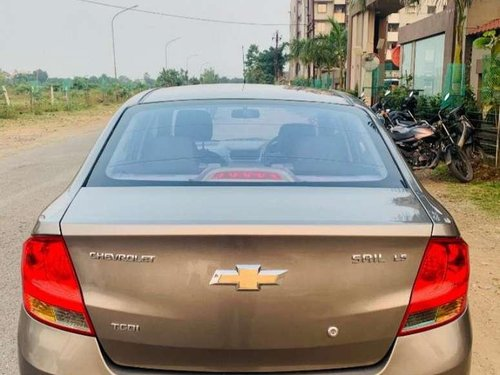 Used 2013 Chevrolet Sail MT for sale in Surat