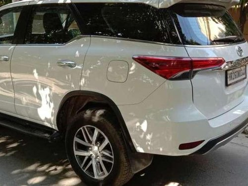 Used Toyota Fortuner 2018 AT for sale in Gurgaon
