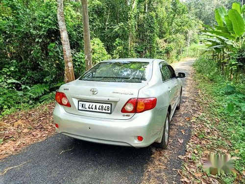 Used Toyota Corolla Altis G 2010 MT for sale in Kottayam