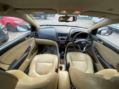 Used Hyundai Verna 2015 MT for sale in Indore