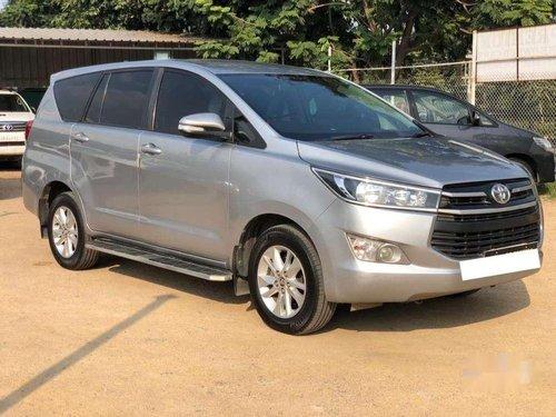 Toyota Innova Crysta 2016 MT for sale in Hyderabad
