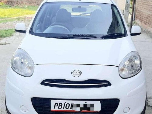 Used Nissan Micra XV 2012 MT for sale in Ludhiana
