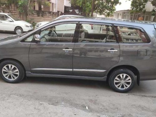 Used Toyota Innova 2.5 VX 7 STR 2016 MT in Ahmedabad