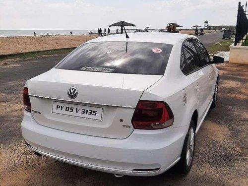 Used 2016 Volkswagen Vento MT for sale in Pondicherry