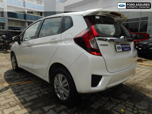 Used 2016 Honda Jazz MT for sale in Chennai